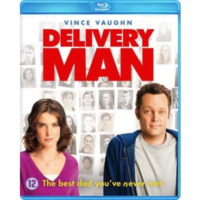 Foto van Delivery Man BLU-RAY MOVIE