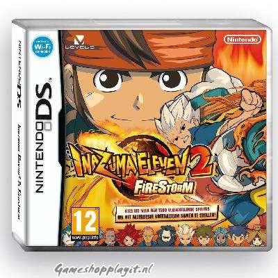 Inazuma Eleven 2: Firestorm NDS