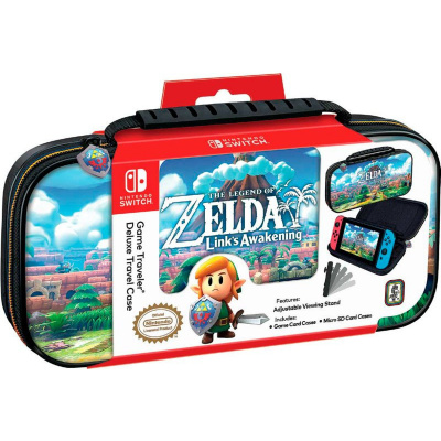 Foto van Bigben Official Zelda Awakening Travel Case SWITCH