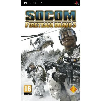 Foto van Socom U.S. Navy Seals Fireteam Bravo 3 PSP