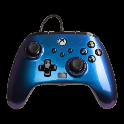 Foto van PowerA Enhanced Wired Controller for Xbox Series X/S (Arc Nebula) XBOX ONE