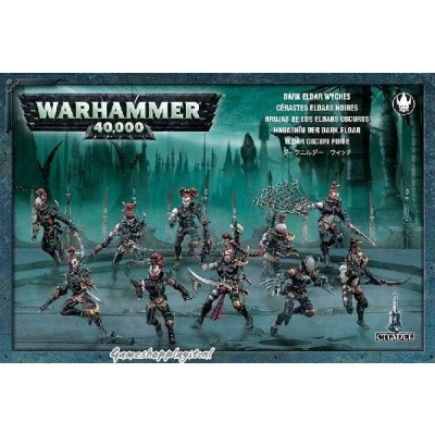 Foto van Dark Eldar Wyches Warhammer 40k