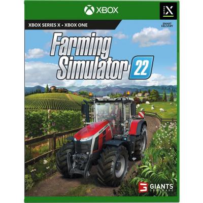 Foto van Farming Simulator 22 XBOX SERIES X