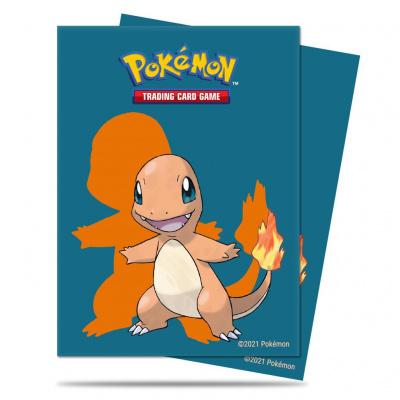 TCG Sleeves Pokémon Charmander POKEMON