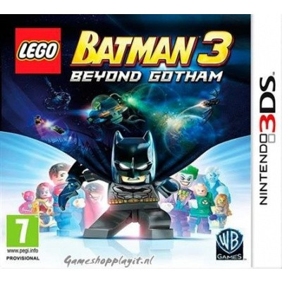 Foto van Lego Batman 3: Beyond Gotham 3DS