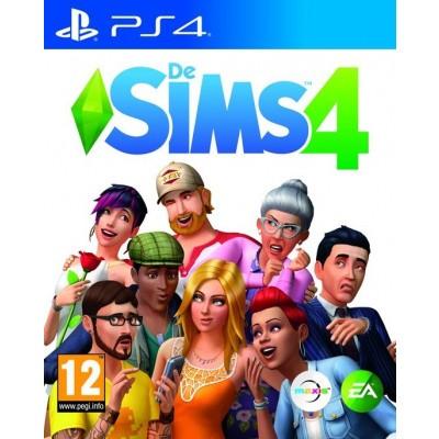 Foto van De Sims 4 PS4