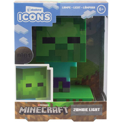 Foto van Minecraft - Zombie Icons Light MERCHANDISE