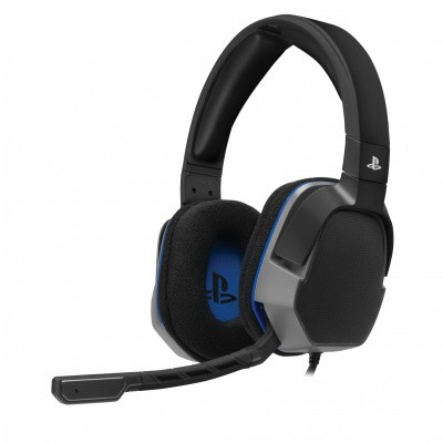 Foto van Afterglow - LVL 3 - Wired Stereo Headset (Zwart) PS4