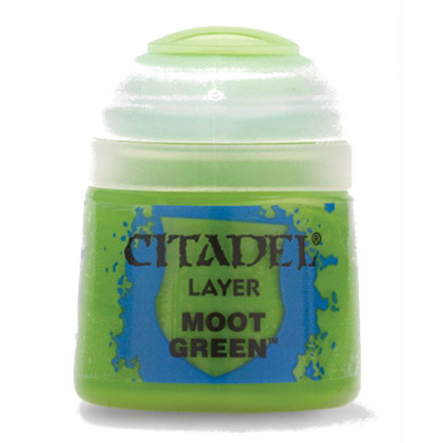 Citadel Layer - Moot Green CITADEL