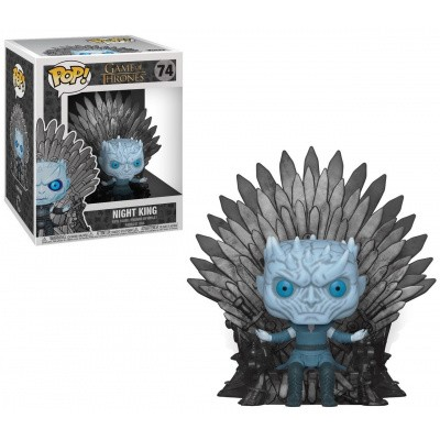 Pop! Deluxe: Game Of Thrones - Night King FUNKO