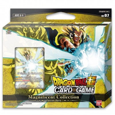 TCG Dragon Ball SCG Magnificent Collection Fusion Hero - Gogeta DRAGONBALL