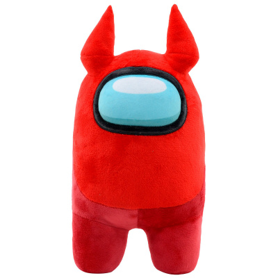 Among Us - Red Character Pluche 30cm PLUCHE