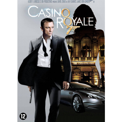 Foto van Casino Royale DVD