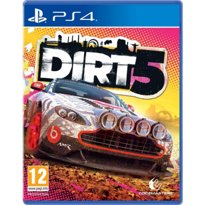 Foto van Dirt 5 PS4