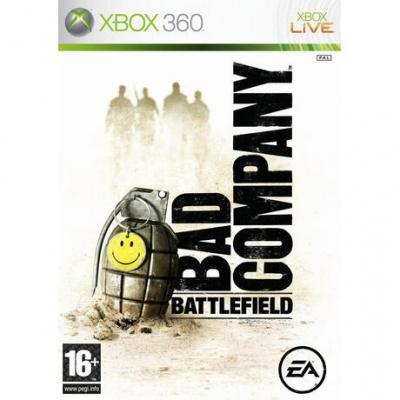 Battlefield Bad Company XBOX 360