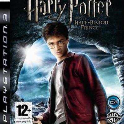 Foto van Harry Potter En De Halfbloed Prins PS3