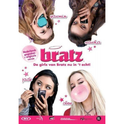 Foto van Bratz DVD