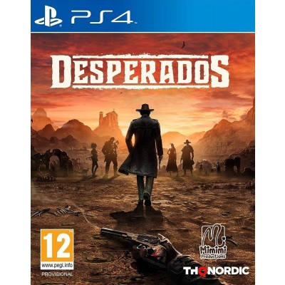 Foto van Desperados 3 PS4
