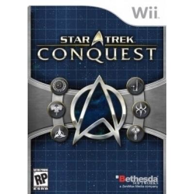 Star Trek Conquest WII