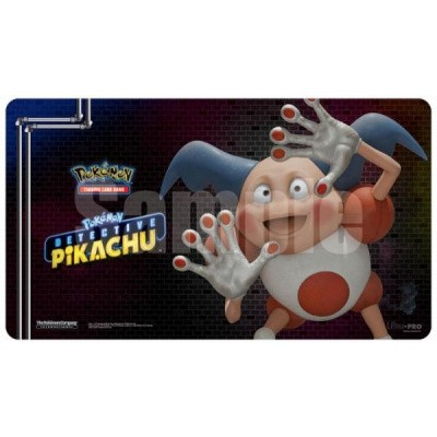 TCG Detective Pikachu Playmat - Mr. Mime POKEMON