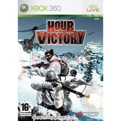 Foto van Hour Of Victory XBOX 360