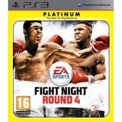 Foto van Fight Night Round 4 (Platinum) PS3