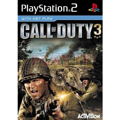 Foto van Call Of Duty 3 PS2