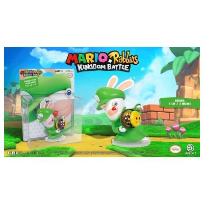 Mario + Rabbids Kingdom Battle - Rabbid Luigi 3 Inch Figure MERCHANDISE