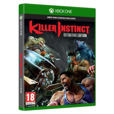Foto van Killer Instinct (Definitive Edition) Xbox One