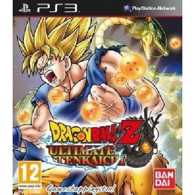 Dragon Ball Z Ultimate Tenkaichi PS3