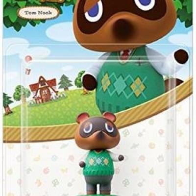 Foto van Amiibo Animal Crossing Tom Nook