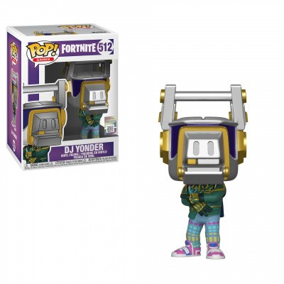 Foto van Pop! Games: Fortnite - DJ Yonder FUNKO