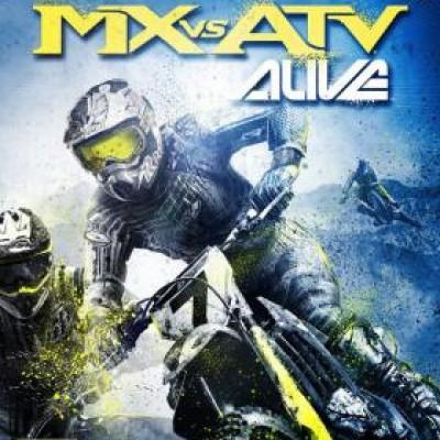 Foto van MX Vs Atv Alive XBOX 360