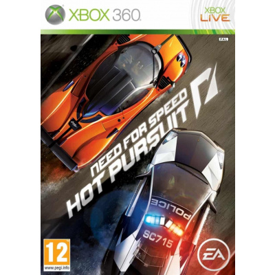 Foto van Need For Speed: Hot Pursuit XBOX 360