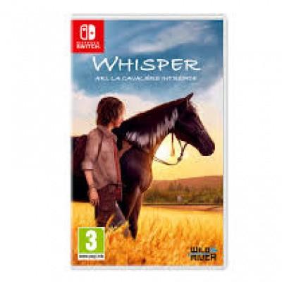Whisper/Stormwind De Komst Van Ari Switch