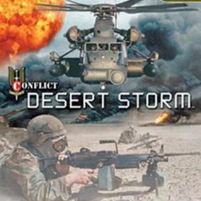 Foto van Conflict Desert Storm PS2