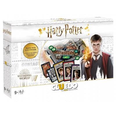 Foto van Cluedo Harry Potter 2nd Edition New Version BORDSPELLEN