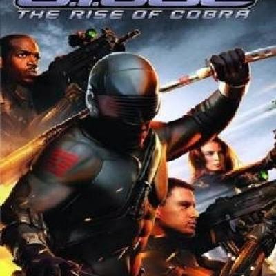 G.I. Joe The Rise Of Cobra PSP