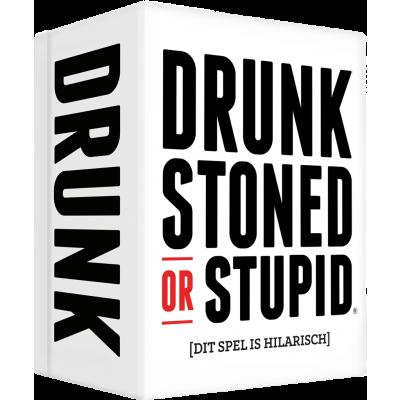 Drunk Stoned or Stupid NL BORDSPELLEN