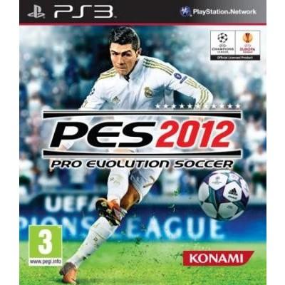Pro Evolution Soccer 2012 (Pes 2012) PS3