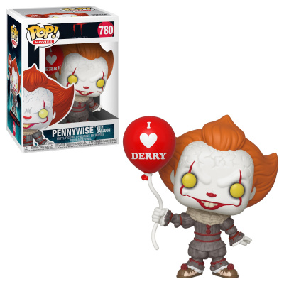 Pop! Movies: IT Chapter Two - Pennywise With Balloon FUNKO