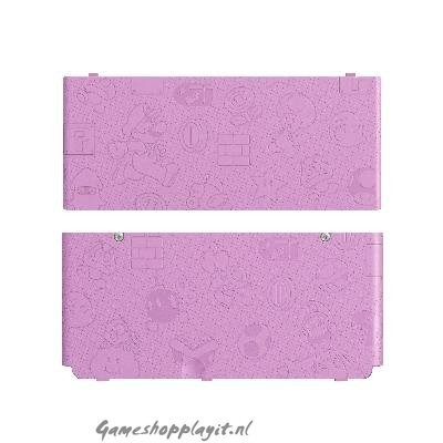 Foto van New 3Ds Cover Plate Super Mario Pin 3DS
