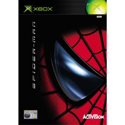 Spiderman: The Movie XBOX