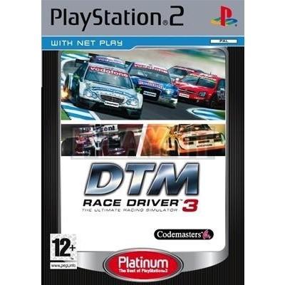 Dtm Race Driver3 PS2