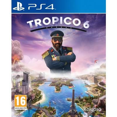 Tropico 6: El Prez Edition PS4