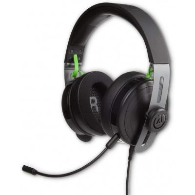 Foto van PowerA Fusion Pro Wired Gaming Headset (Black) XBOX ONE