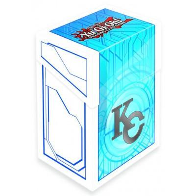 Foto van Tcg Deckbox Kaiba Corporation Yu-Gi-Oh! Trading Card Game YU-GI-OH