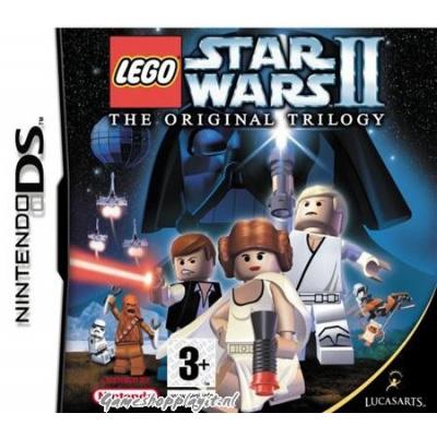 Lego Star Wars II: Original Trilogy NDS