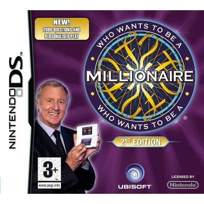 Foto van Who Wants To Be A Millionaire 2Nd Edition NDS