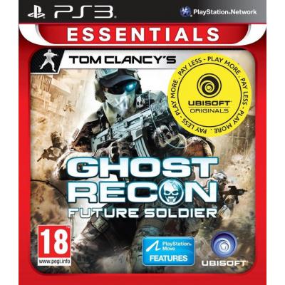 Foto van Tom Clancy's Ghost Recon Future Soldier (Essentials) PS3